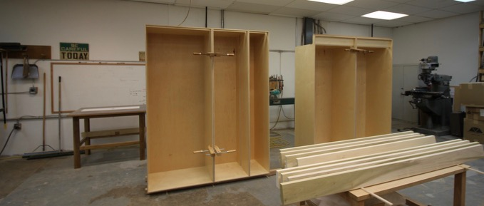 GEDC shop for woodworking